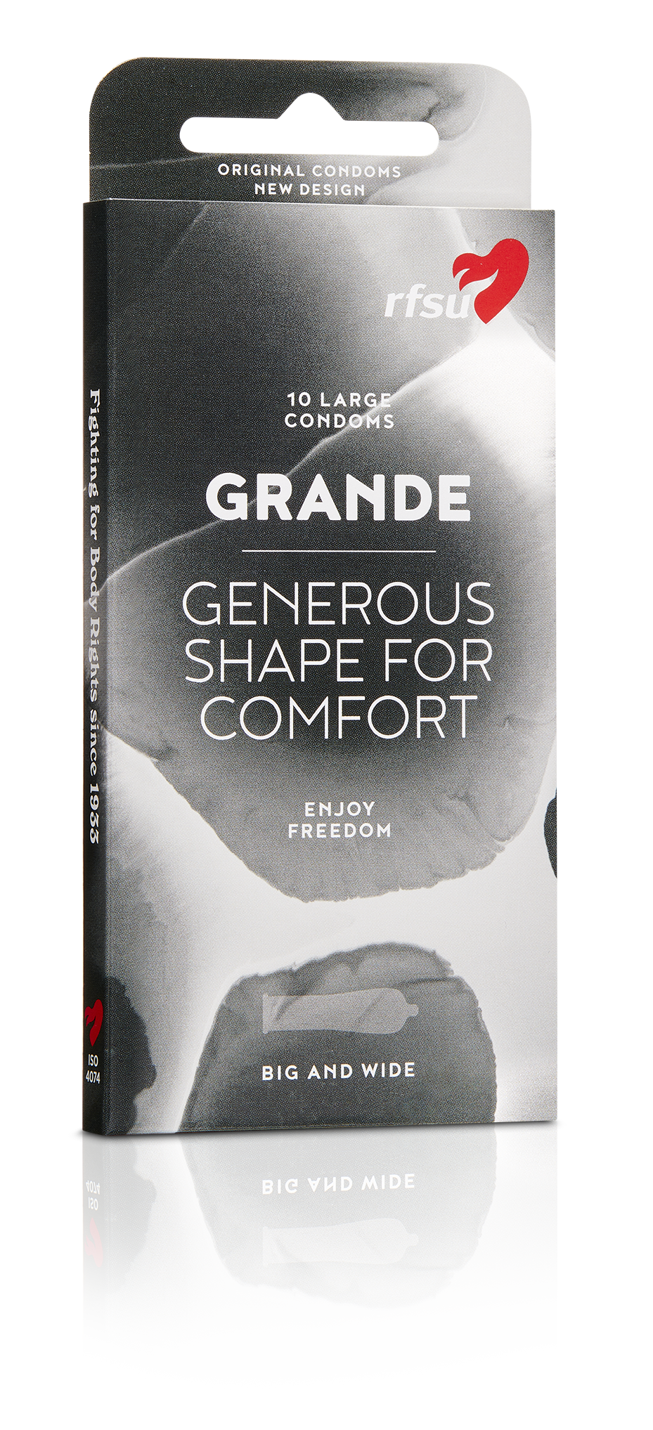 GRANDE | Large Condoms