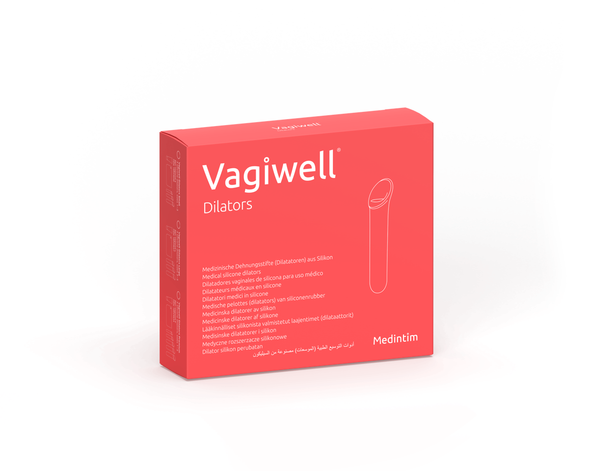 Vagiwell® Dilators | Medizinische Dehnungsstifte